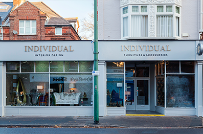 Shop front design and installation